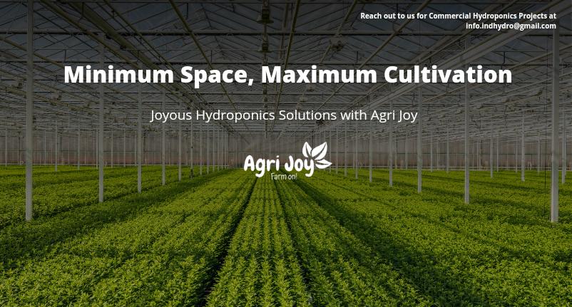 Next Gen Hydroponics solutions